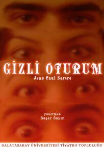 Gizli Oturum (Huis-Clos)