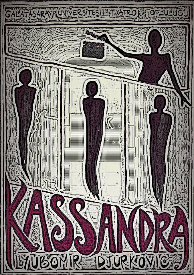 kassandra afiş